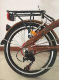 Bici piegante elettrica Pocket del motore elettrico della bicicletta della batteria di litio mini, E-Bicicletta