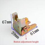Het Meubilair dat van de Toebehoren van het meubilair Scharnier van de Stoel Recliner van de Steun van de Scharnier de Regelbare vouwt