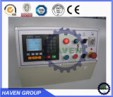 CNC het Hydraulische Scheren en Scherpe Machine QC12k 40X5000 van de Straal van de Schommeling