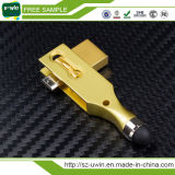 Mecanismo impulsor del flash del USB de la pluma 32GB OTG del tacto
