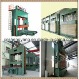 Machine froide de presse de haute performance pour le panneau en bois