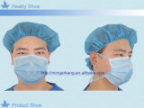 Xiantao Hubei Mäk Disposable 1ply Non Woven Anti-Smoking Face Mask