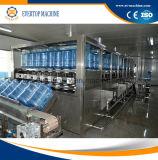 Machine de remplissage de bouteilles automatique de l'eau de 5 gallons