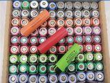 Samsung e de baterias 2600mAh 3000mAh do LG 18650 bateria