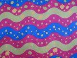Oxford 420D 600D indéchirable tissu de polyester d'impression d'onde