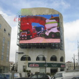 P10同期屋外広告のLED掲示板の表示7500 Nits