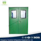 ISO9001の低温貯蔵または冷蔵室、SGSのための高品質のきれいなドア