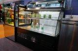 Холодильник индикации торта и плодоовощ хлебопекарни