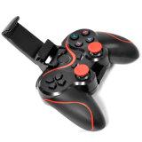 Schwarzer ABS Bluetooth Spiel-Controller
