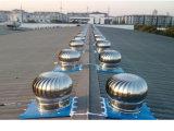 De Ventilators van het Ventilator van de Turbine van het Dak van het roestvrij staal