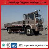 HOWO 5t 4*2 평상형 트레일러 화물 트럭 또는 경트럭