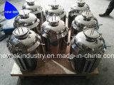 Disolvente de acero inoxidable tanque de recuperación de almacenamiento