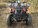Adulto eléctrico conducido eje ATV con el freno de disco