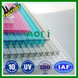 Feuille de Zhejiang Aoci Sun pour la disposition de cabine, toutes sortes de décoration architecturale