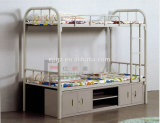 Qualitäts-Schule-Bett für Kursteilnehmer-Schlafsaal-Stahlkoje-Bett