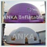 جديدة تصميم لون عملاق أبيض [سبورتس] كرة مضرب قابل للنفخ خيمة