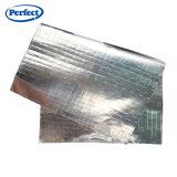 Термостойкий алюминиевую фольгу двойные боковые тканого