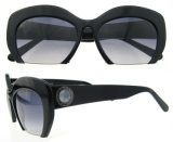 Новое конструированное Sunglass с черными рамками и поляризовыванным Lense