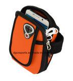 携帯電話のための防水ネオプレンのスポーツの腕章の箱