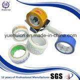 Fácil rasgar y utilizado para envolver la cinta de encargo de la insignia