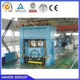 단 하나 활동 수압기 기계 YQ27-315
