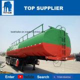 Tri-Asse del titano 36000 litri dell'olio di trasporto di rimorchi dell'autocisterna