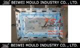 Moulage précis élevé de couverture de châssis avant du plastique DEL TV d'injection