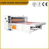 チェーン送り装置の回転式型抜き機械
