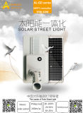 indicatore luminoso di via solare di 8m 9m 10m 30W 45W 50W 60W LED