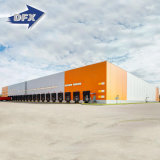 슈퍼마켓을%s 경제적인 조립식 강철 프레임 창고 강철 구조물 건물