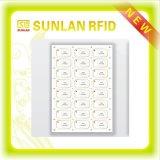 Inlay Prelam толщины RFID 0.5mm с по-разному планами