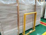 Белой деревянной мраморная плита/плитки на пол и стены