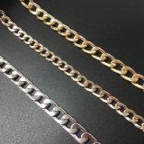 新しい金の鎖デザイン宝石類の金属の鎖ロール