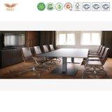 Konferenzsaal-Möbel-hölzerner Versammlungstisch-moderner Büro-Konferenztisch