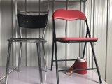 Qualitäts-Metallstuhl-stapelbarer Gewebe-Hochzeits-Bankett-Stuhl