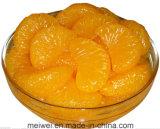 Laranja mandarim enlatada com melhor qualidade
