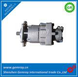 Komatsu double joint de pompe à huile hydraulique 705-52-31130 pièces de rechange pour chargeur sur roues Wa500-6