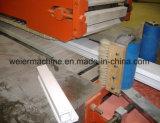 중국 공급 PVC UPVC Windows & 문 단면도 기계