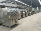 Из нержавеющей стали Saiheng автоматическая линия производства печенья с маркировкой CE утвержденных