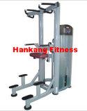 Forma fisica, strumentazione di ginnastica, mento Body-Building del TUFFO di aiuto della strumentazione (PT-910)