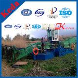 Machine de découpe de mauvaises herbes aquatiques et de l'équipement de découpe de mauvaises herbes
