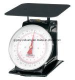 機械ステンレス鋼の骨董品の台所食糧スケール5kg 10kg