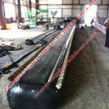 Balão inflável de borracha para a construção de pontes