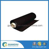 Magnetico di gomma del frigorifero flessibile con l'adesivo di 3mm