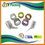 Dehnbares kundenspezifisches gedrucktes anhaftendes Verpackungs-Band