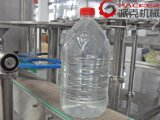 500 bph bouteille 5 Litres d'eau la ligne de production automatique de remplissage