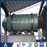 Máquina industrial do secador de cilindro giratório da escória da classe superior