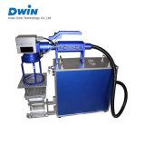 30W 50W Faser-Laser-Markierungs-Gravierfräsmaschine mit Fabrik-Preis