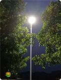 La macchina fotografica di WiFi ha supportato tutti in un indicatore luminoso di via solare di 100W LED per l'illuminazione della strada principale (SNSTY-2100)
