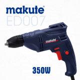 Broca eléctrica Makute 350W 6.5mm Chuck (ED007)